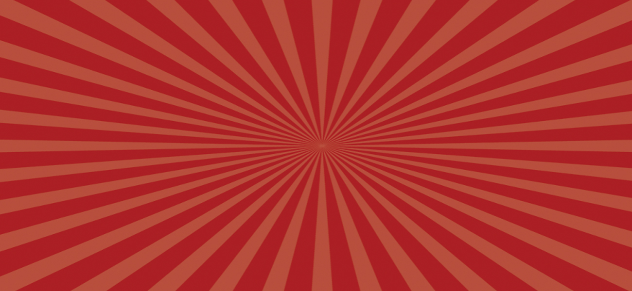 red-spiral-background